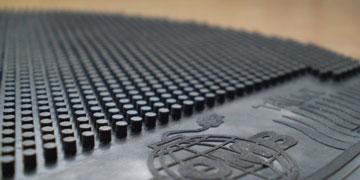 gomas de tenis de mesa de picos largos