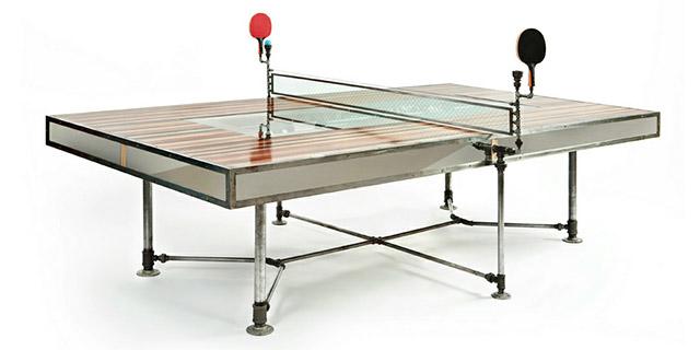 Dise o y exclusividad en ping pong blog de pingpongplus - Mesa de ping pong precio ...